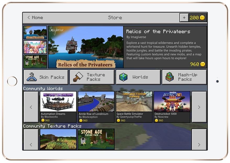 Minecraft Marketplace