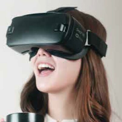 Samsung FaceSense Gear VR.