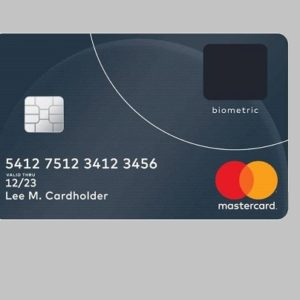 Mastercard biometric card