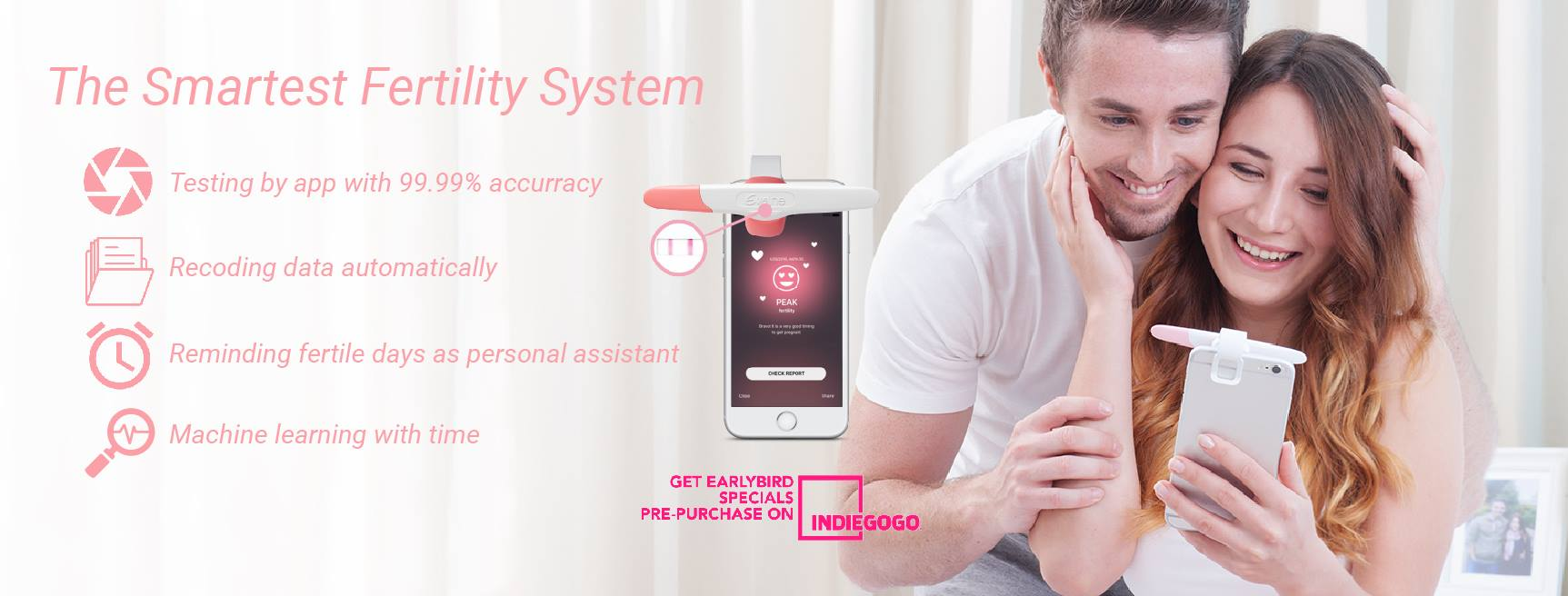 Eveline Smart Fertility System