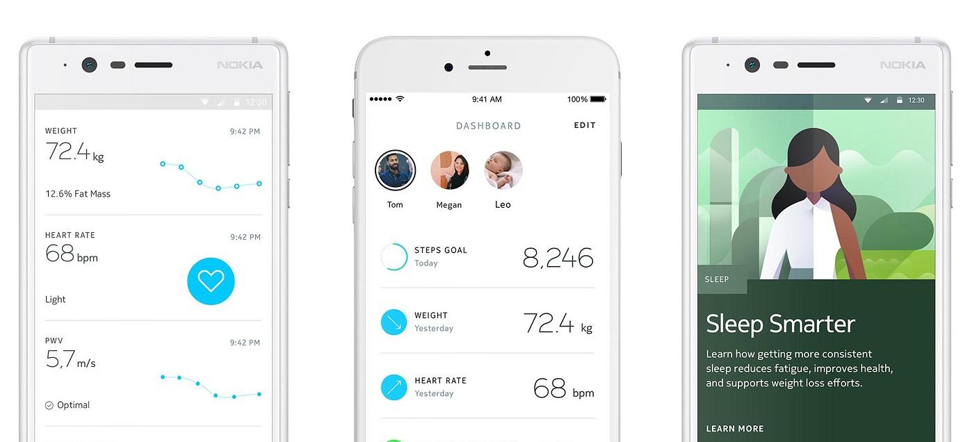 Nokia Health Mate 3