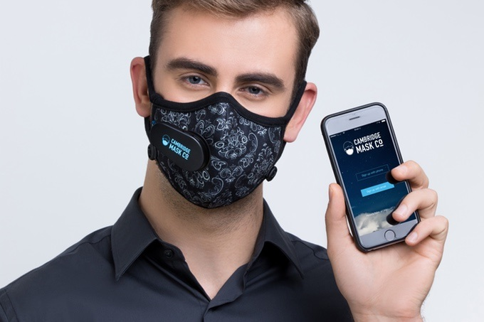 Smart Cambridge Mask