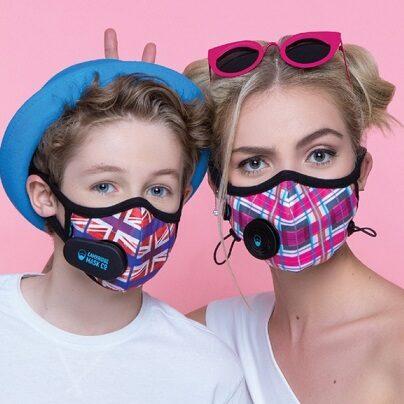 Smart Cambridge Mask