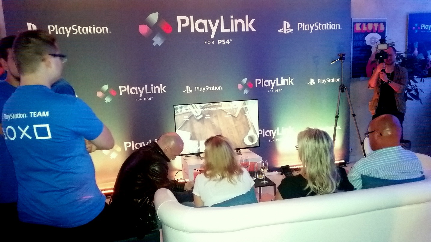 PlayStation PlayLink
