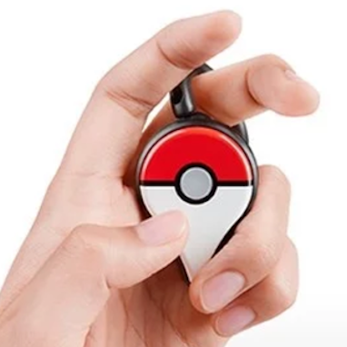 Pokemon Go Plus Ring