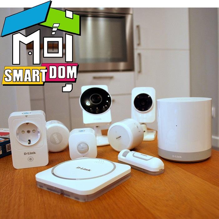 Mój Smart Dom mydlink Home