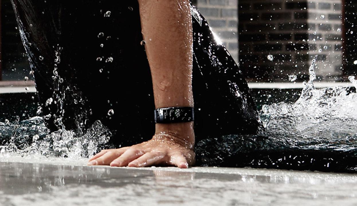 Gear Fit 2 Pro swim