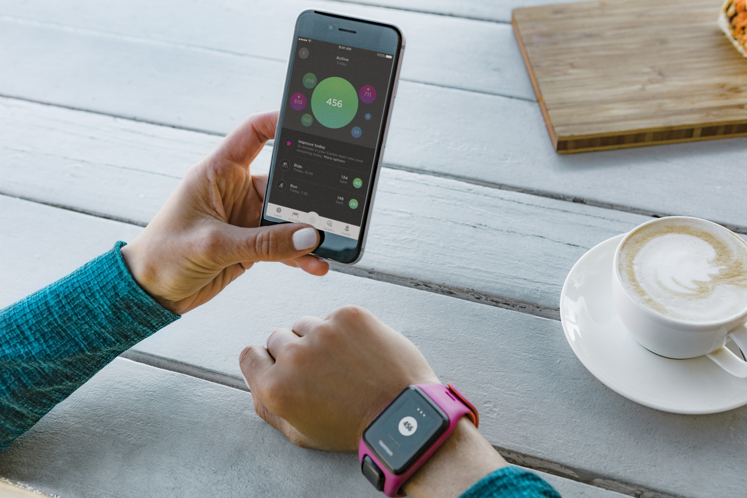 TomTom Fitness Age