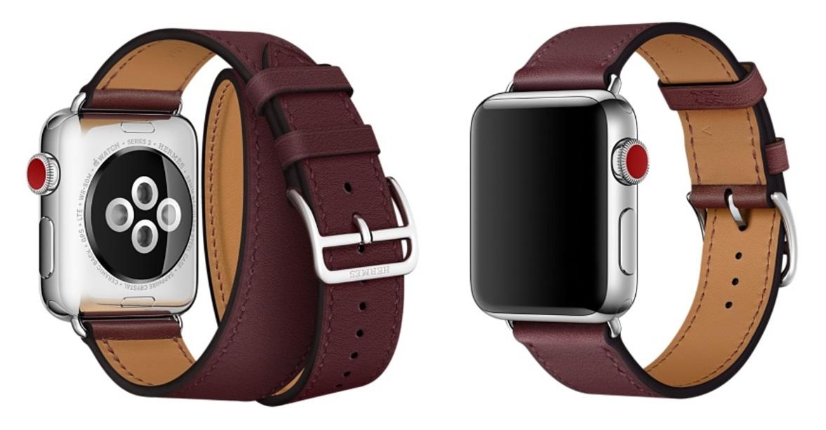 Apple Watch series 3 Hermes