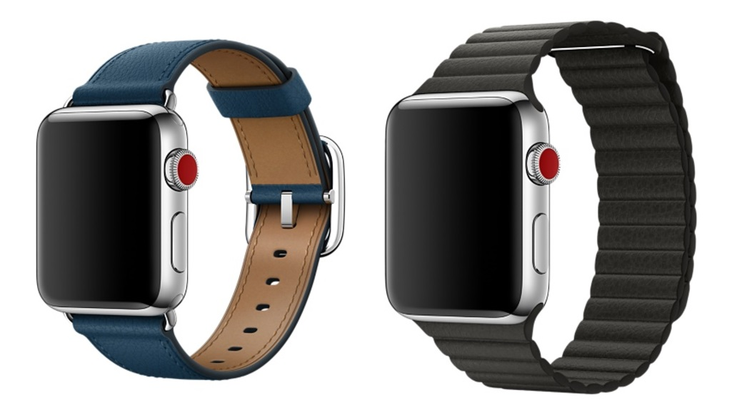 Apple Watch series 3 Leather