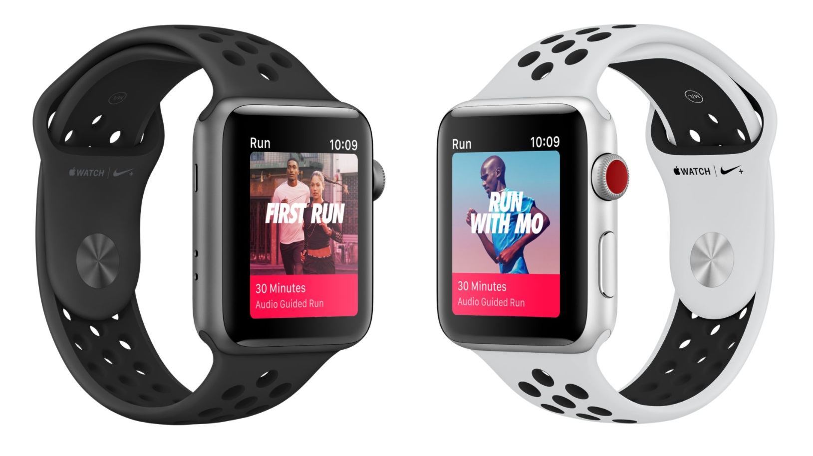Apple Watch series 3 Nike+ Edition