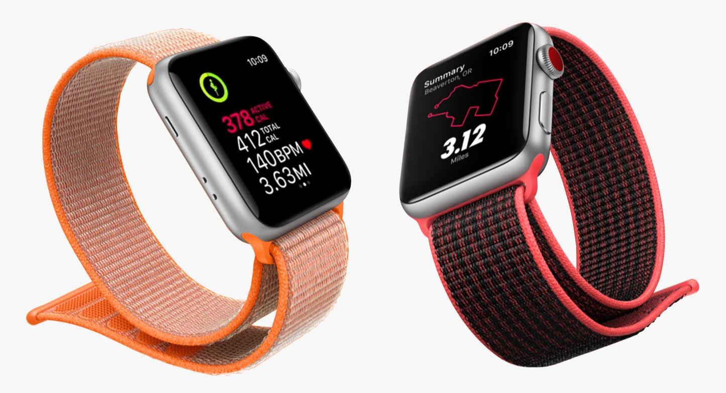 Apple Watch series 3 Sport Loop