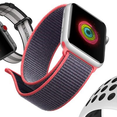Apple Watch series 3 paski