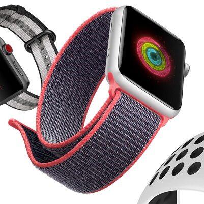 Apple Watch series 3 paski