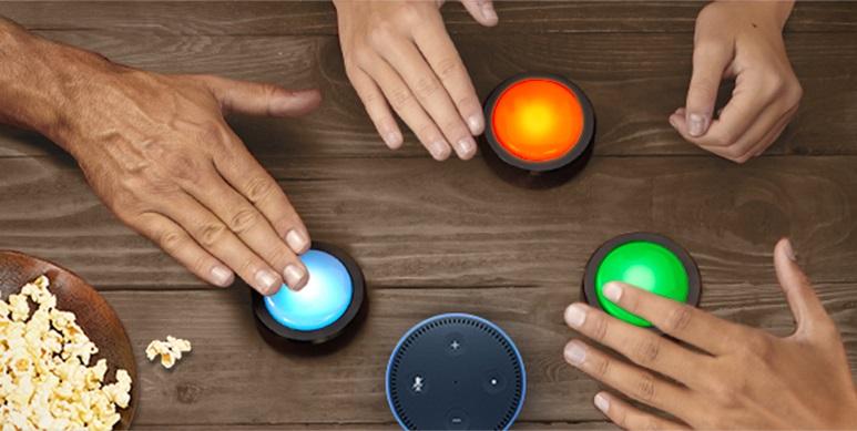 Amazon Echo Button