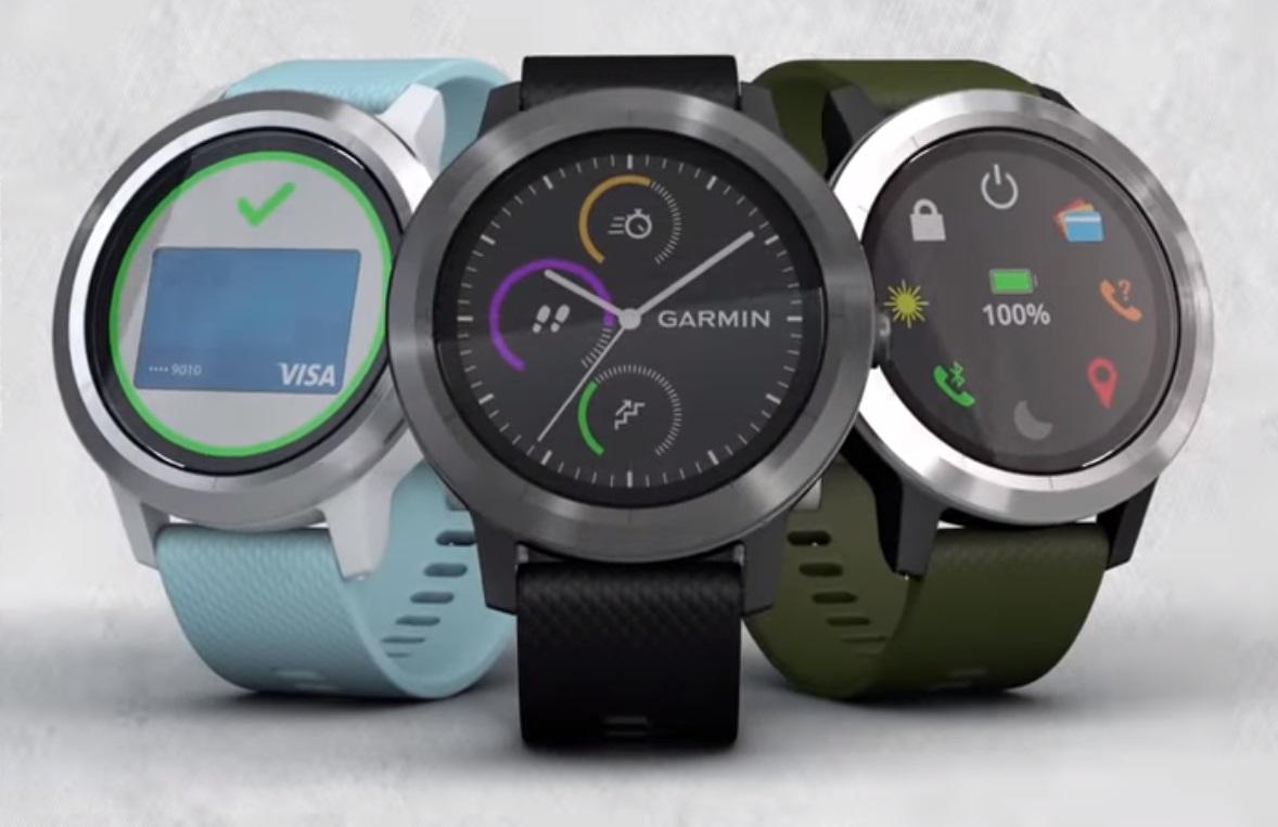 garmin vivoactive 3 sportowy smartwatch z gps i garmin pay. Black Bedroom Furniture Sets. Home Design Ideas
