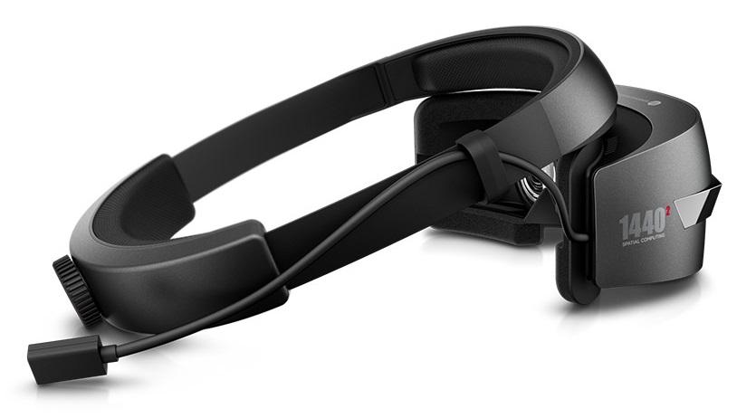 HP Windows Mixed Reality Headset Developer Edition