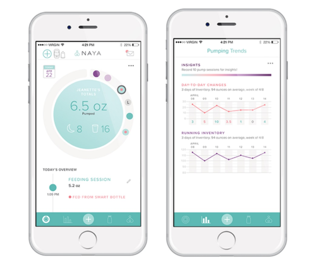 Naya Health Tracker