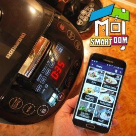 Mój Smart Dom: Redmond SkyCooker M800S-E