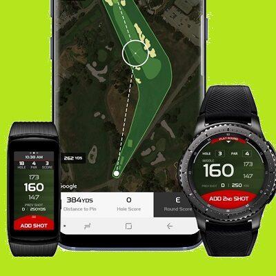 TaylorMade Samsung Gear