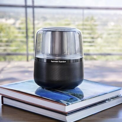 harman kardon allure alexa