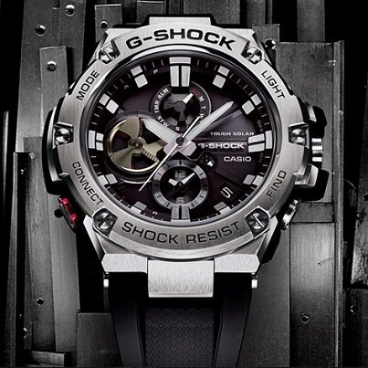 Casio G-Steel B100