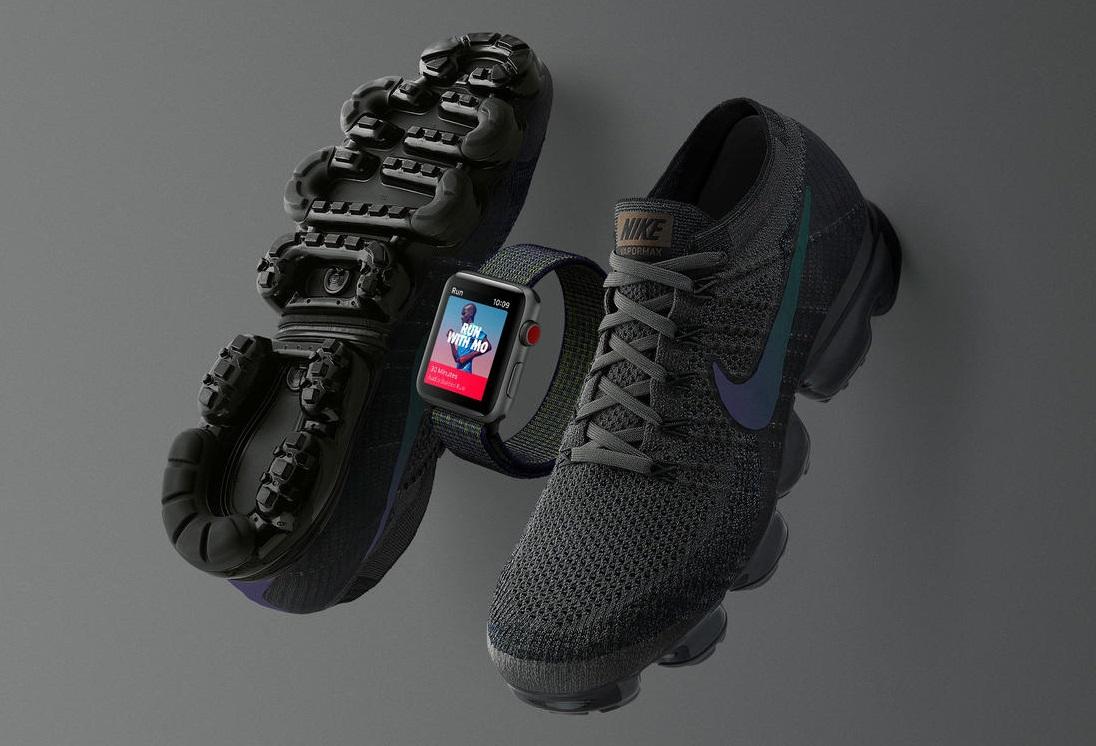 Apple Watch 3 Nike+ Midnight Fog