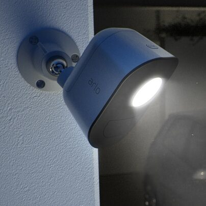 Arlo Outdoor Smart Home Security Light