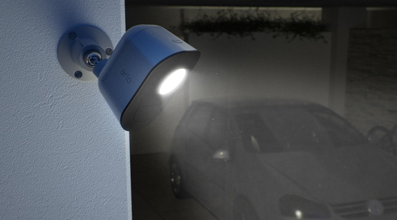 Arlo Outdoor Smart Home Security Light