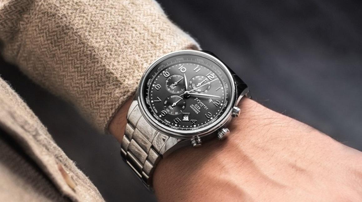 NYSW zegarek hybrydowy