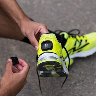 Sensoria Smart Running Shoes