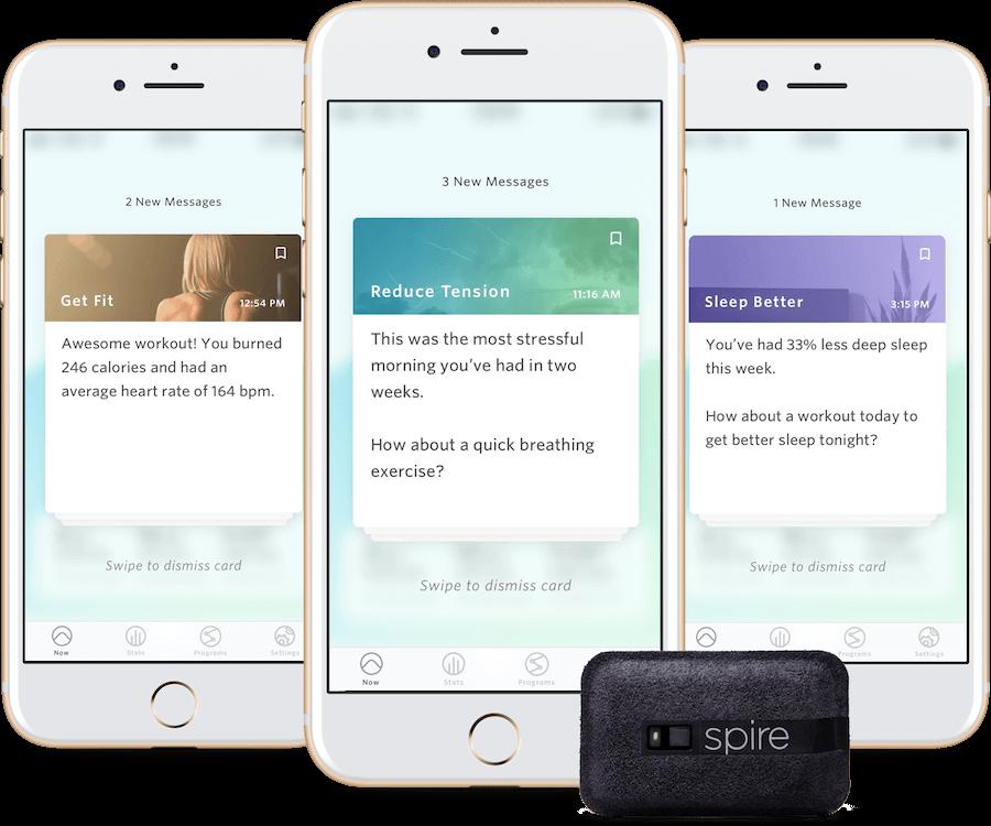 Spire Health Tag app