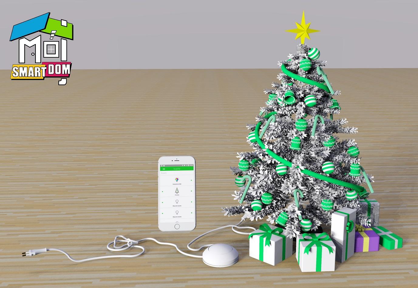 Zamel PNW-01 przycisk nożny Wi-Fi