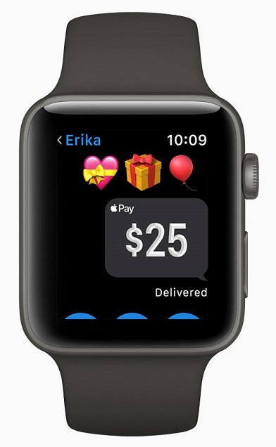 Apple Pay Cash Apple Watch