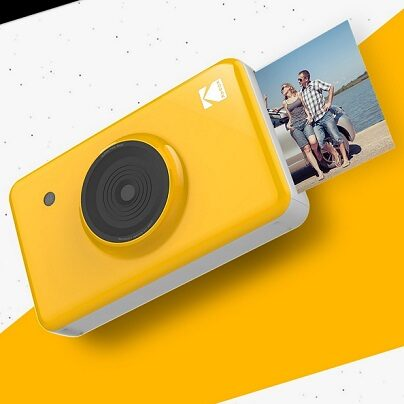 KODAK Mini Shot Instant Print Camera