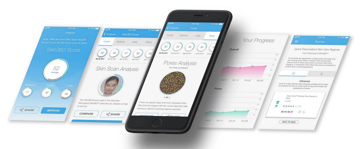 Neutrogena SkinScanner