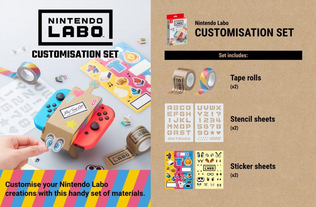 Nintendo Labo Toy-Con