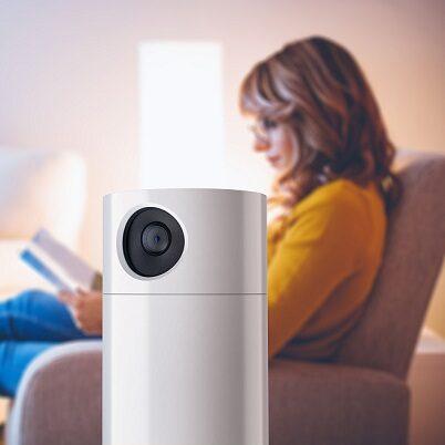 Toshiba Symbio smart hub kamerka