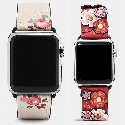 Apple Watch Coach Spring 2018