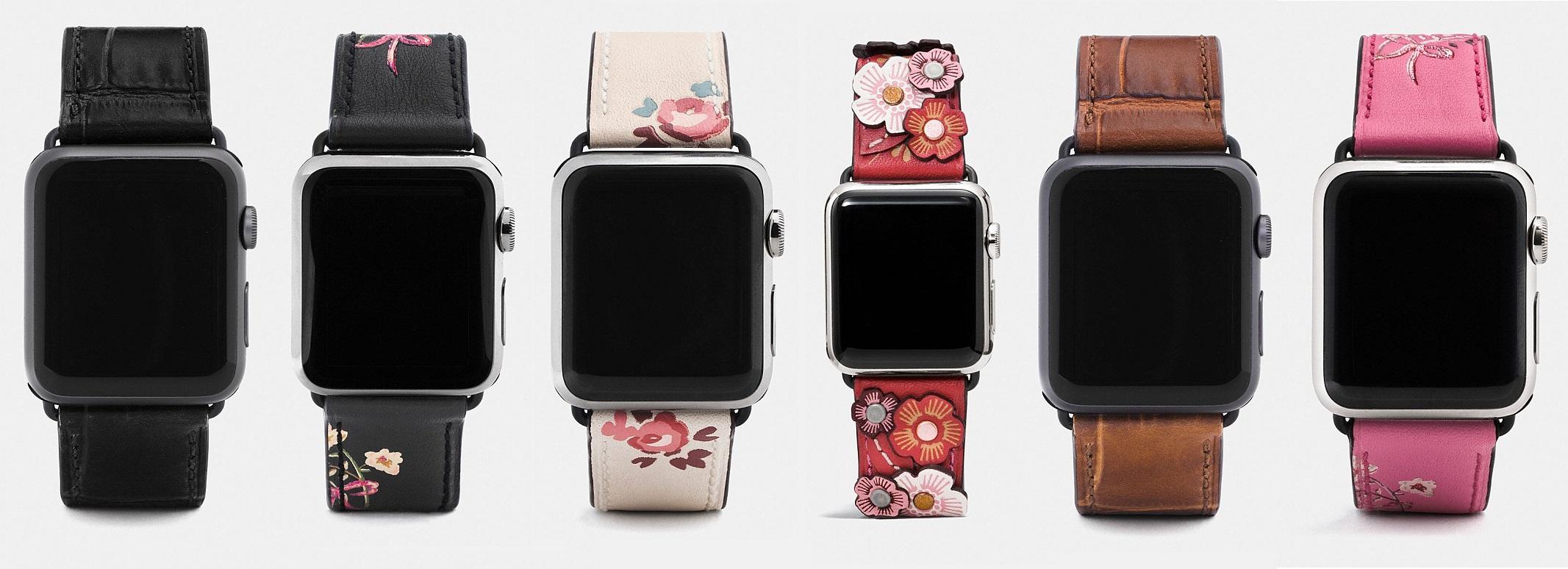 Apple Watch Coach Spring 2018