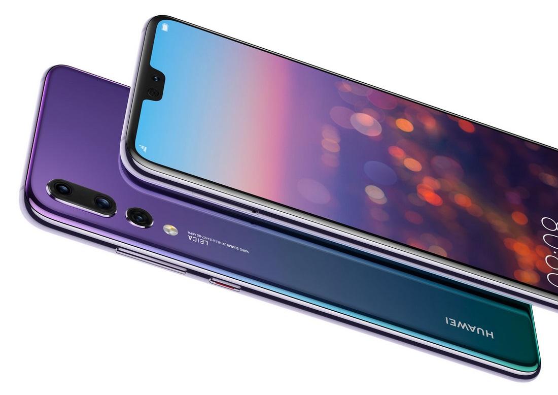 Huawei P20 Pro Flagowy Smartfon Z Potr 243 Jnym Aparatem