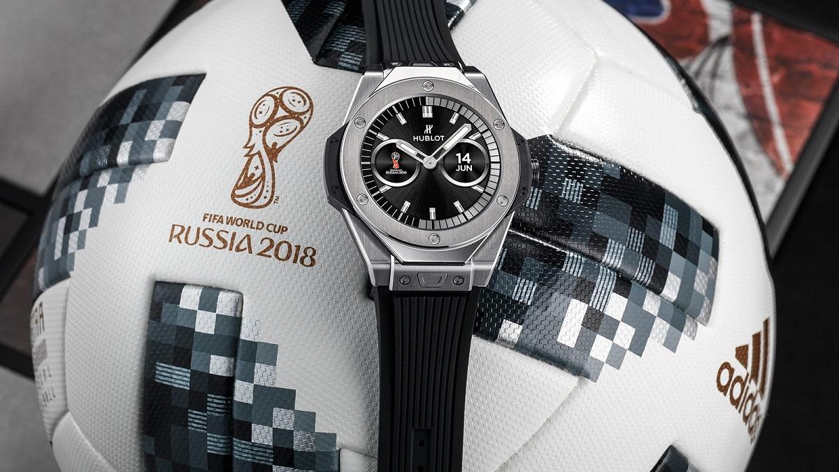Hublot Big Bang Referee 2018 FIFA World Cup Russia