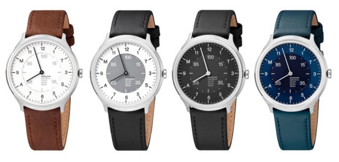 Mondaine Helvetica Regular smartwatch