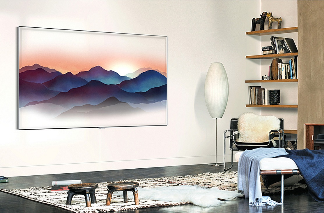 Samsung Ambient Mode TV