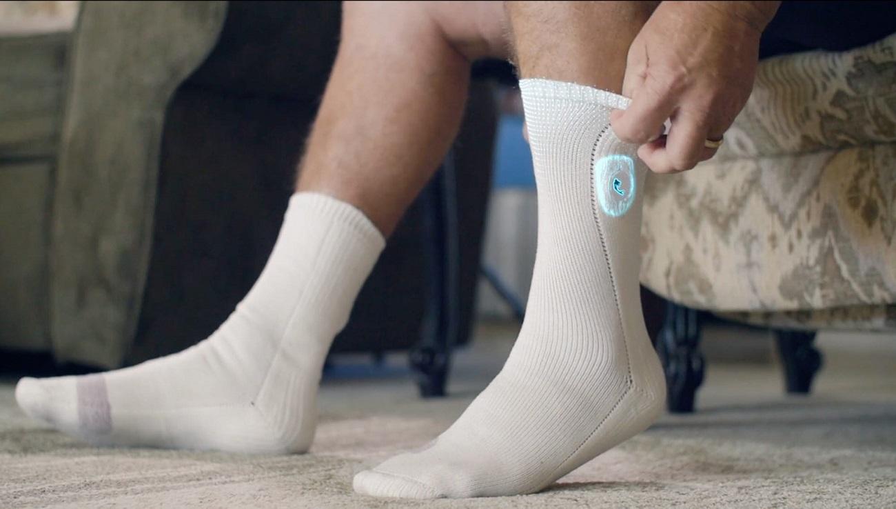 Siren Diabetic Sock