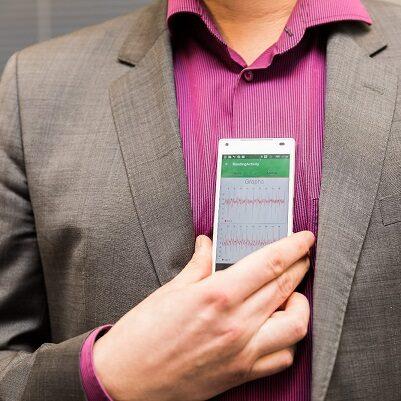 smartfon migotanie przedsionków