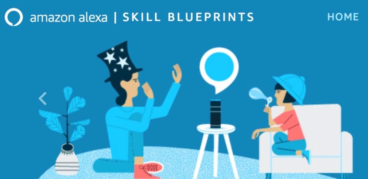 Alexa Skill Blueprints