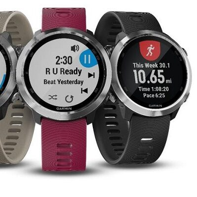Garmin Connect IQ 3.0