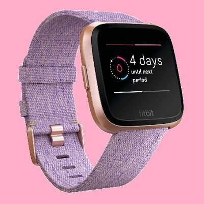 Fitbit Female Health Tracking