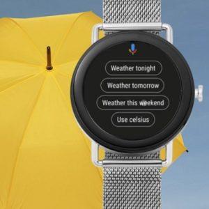 Google Asystent Wear OS